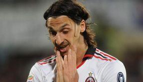 AC Milan bleibt vorn - Ärger wegen Ibrahimovic (Foto)
