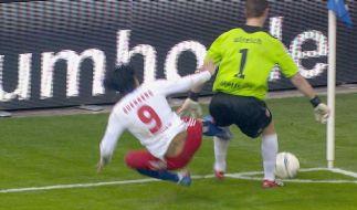 Acht Spiele Sperre für HSV-Profi Paolo Guerrero (Foto)