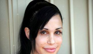 Achtlingsmutter Nadya Suleman dreht nun einen Porno. (Foto)