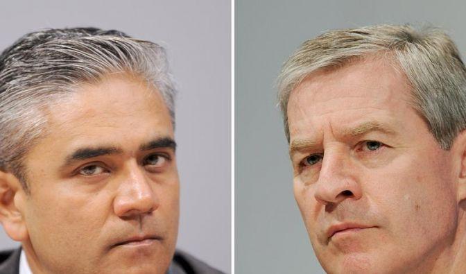 Ackermann-Nachfolge auf Zielgerade? Aufsichtsrat tagt (Foto)