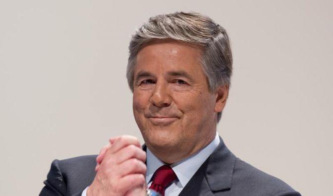 Ackermann: Neue Deutsche-Bank-Spitze baut auf solider Basis (Foto)