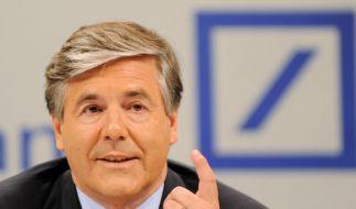 Ackermann will europäischen Bankenrettungsfonds (Foto)