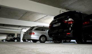 ADAC bemängelt deutsche Parkhäuser (Foto)