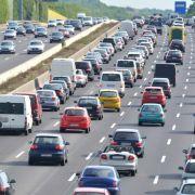 Stau am Wochenende: A1, A7, A3 - diese Autobahnen sind dicht! (Foto)