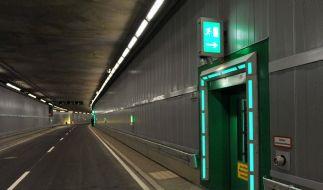 ADAC-Tunneltest 2010 (Foto)