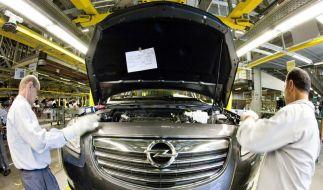 Adam Opel AG: Kein neuer Lohnverzicht bei Opel (Foto)