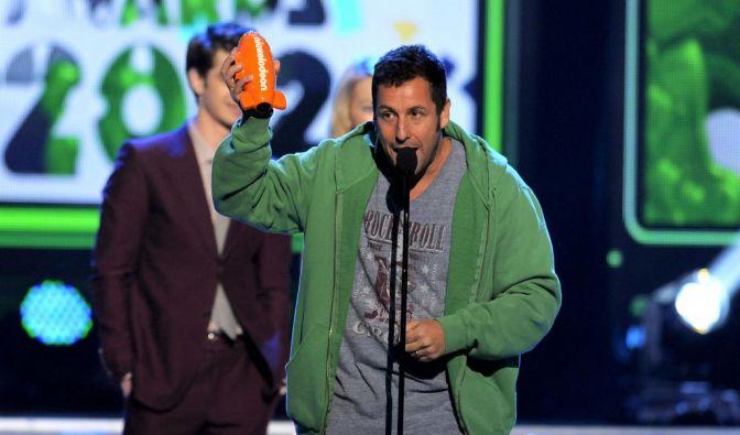 Adam Sandler gewinnt zehn Goldene Himbeeren (Foto)