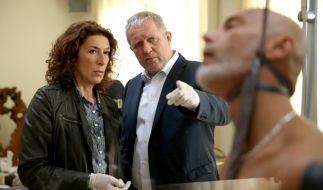 """Adele Neuhauser und Harald Krassnitzer im """"Tatort: Sternschnuppe"""". (Foto)"""