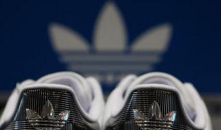Adidas hebt nach Rekordquartal erneut Prognose an (Foto)