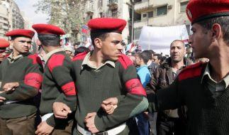 Ägypten: Angst vor geflüchteten Kriminellen (Foto)