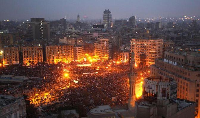 Ägypten kommt nicht zur Ruhe (Foto)