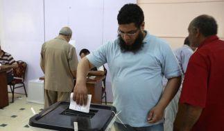 Ägypten: Letzter Tag der Präsidentschaftswahl (Foto)