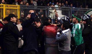 Ägypten sucht Schuldige nach tödlichen Unruhen (Foto)
