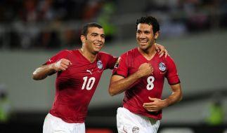 Ägypten und Ghana im Afrika Cup-Finale (Foto)