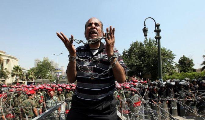 Ägypten wählt im politischen Vakuum (Foto)