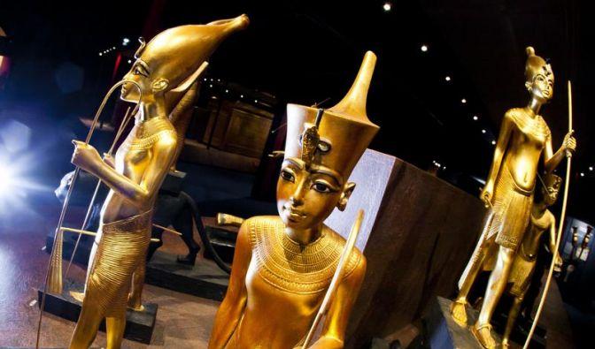 Ägypten zwischen Original und Nachbildung (Foto)