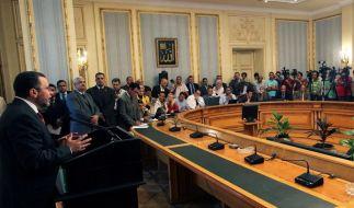 Ägyptens neue Regierung spiegelt die Machtverhältnisse (Foto)