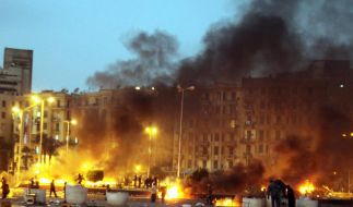 Ägyptische Regierung reicht Rücktritt ein (Foto)
