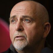 Älter und weiser: Musiker Peter Gabriel
