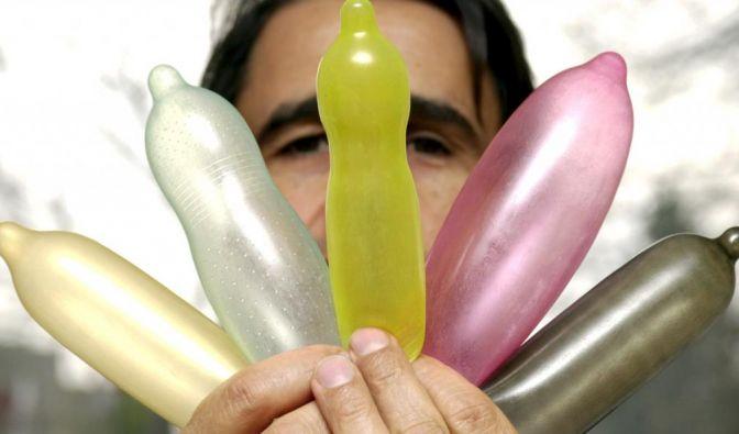 Ältere meiden Kondome, warnt eine australische Ärztin. (Foto)