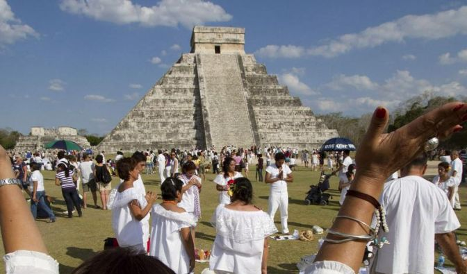 Älteste Kalender-Wandbemalung der Maya entdeckt (Foto)