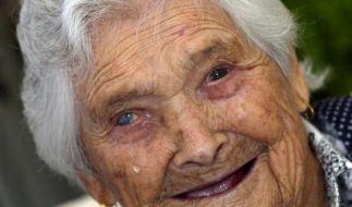 Ältester Mensch mit 115 gestorben (Foto)