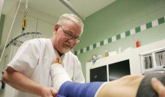 Ärger mit der Unfallversicherung (Foto)