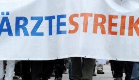 Ärzte beschließen Vollstreik an 600 Kliniken (Foto)