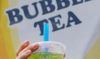 Ärzte warnen: Kein Bubble Tea für Kleinkinder (Foto)