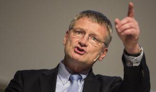 """AfD-Spitzenkandidat Jörg Meuthen: """"Wir unterstellen niemandem, dass er manipuliert."""" (Foto)"""