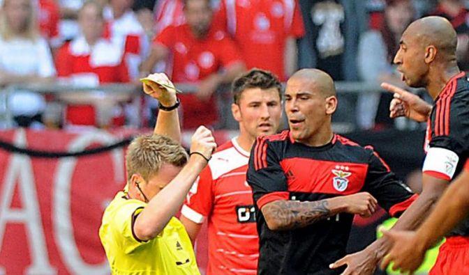Affäre um Luisao: Düsseldorf und Benfica einigen sich (Foto)