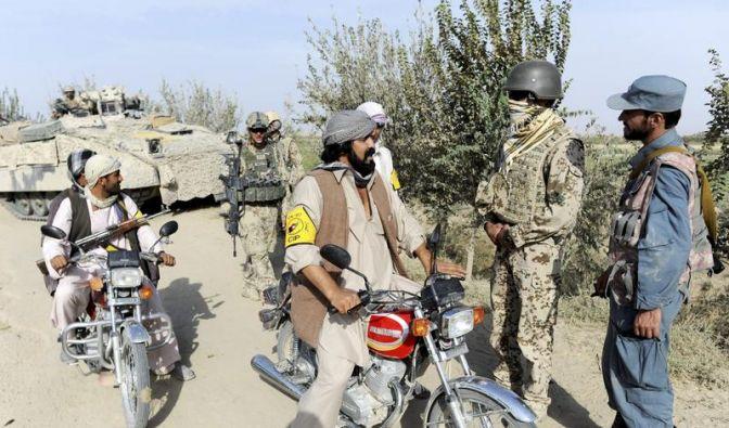 Afghanische Behörden: Vermisste Deutsche getötet (Foto)
