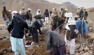 Afghanistan Civilian Casualties (Foto)