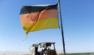 Afghanistan-Truppe schrumpft bis 2013 um ein Fünftel (Foto)