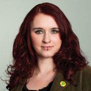 Hat die Erfahrung gemacht, dass junge Menschen Politiker häufig nicht verstehen:Agnes Malczak.