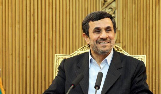 Ahmadinedschad will zu Olympia nach London (Foto)