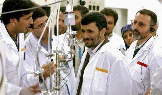 Ahmadinedschad (Foto)