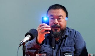 Ai Weiwei hofft auf Wandel in China (Foto)