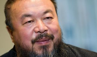 Ai Weiwei kann noch nicht reisen (Foto)