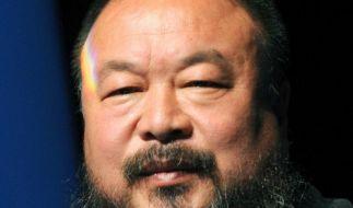 Ai Weiwei: Peking verletzt Menschenrechte (Foto)