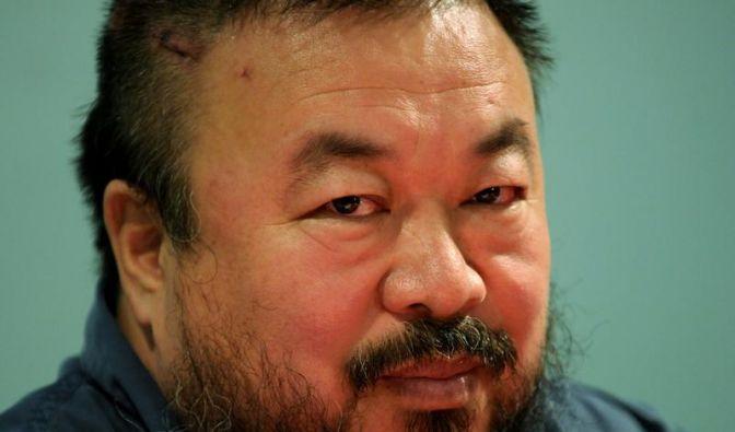 Ai Weiwei soll 1,3 Millionen Euro zahlen (Foto)