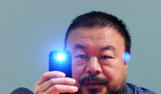 Ai Weiwei soll zur Moskauer Kunstbiennale kommen (Foto)