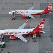 Air Berlin wird zerschlagen. Doch wer bekommt was vom Kuchen ab? (Foto)
