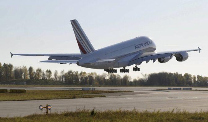 Airbus 380 (Foto)
