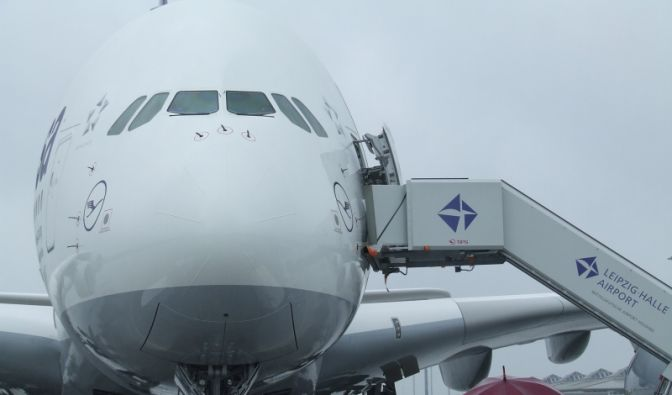 Airbus A 380 (Foto)