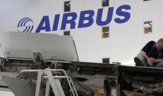 Airbus attackiert Boeing: Erstes US-Werk startet 2015 (Foto)