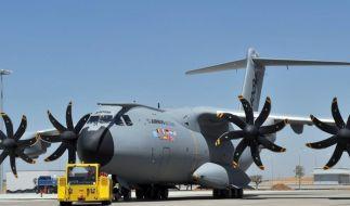 Airbus-Militärtransporter  (Foto)
