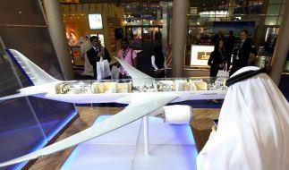 Airbus sammelt in Dubai Aufträge für 211 Flieger ein (Foto)