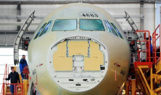 Airbus toppt Boeing bei Riesenauftrag aus China (Foto)