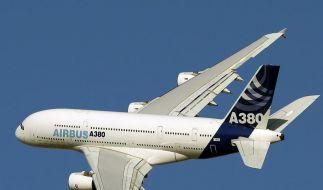 Airbus untersucht fast jede dritte A380 auf Risse (Foto)